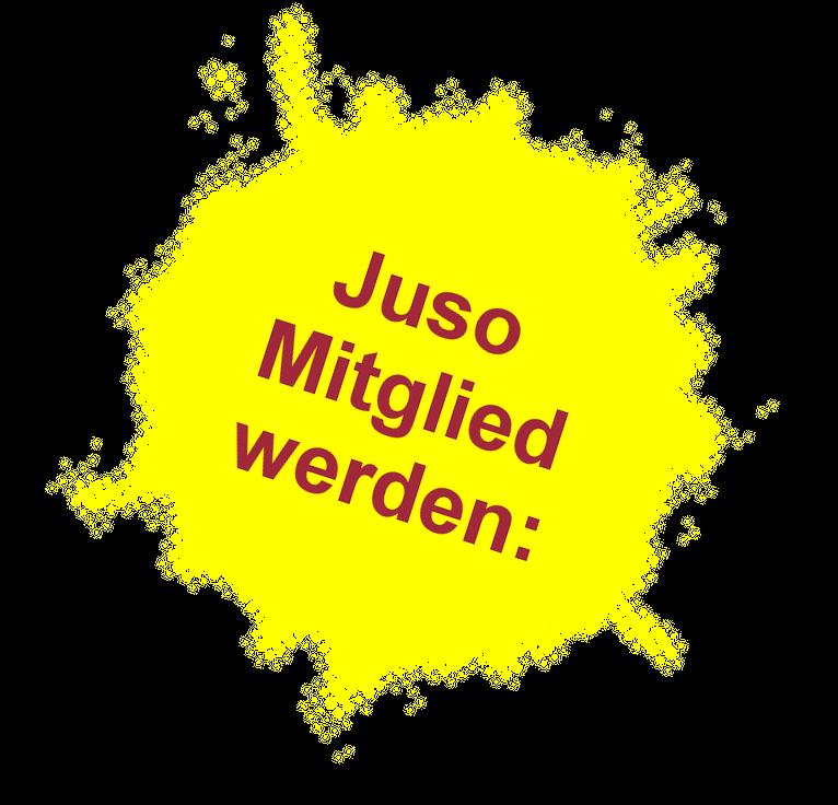 Werde Juso Mitglied